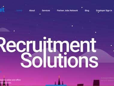 Recruit Online Job Board