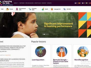 Learning Courses for Kids