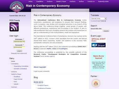 Drupal Conference Site