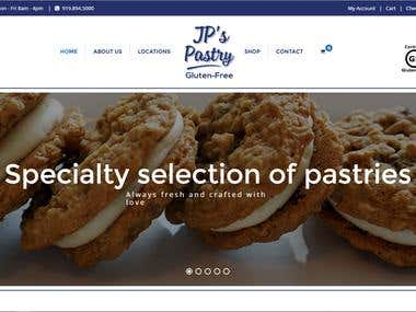 JPS Pastry