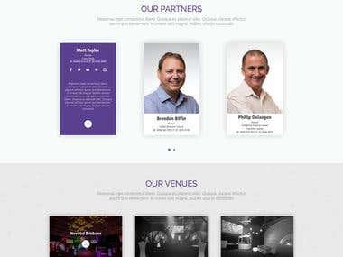 AV Partners Website