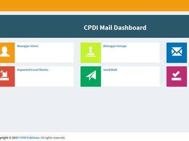 Bulk Email Sending Application