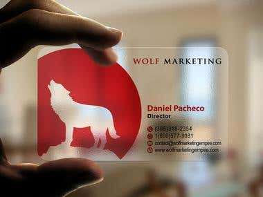 Design corporate Business Cards
