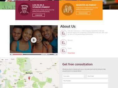 e-Study Website