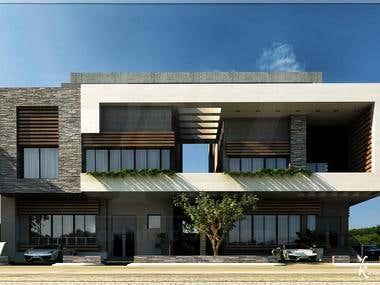 Exterior - Villa design