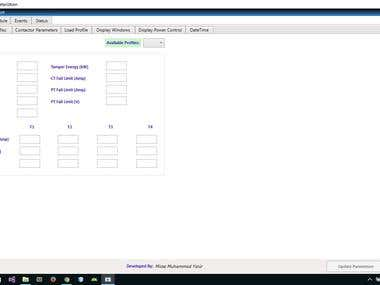 Custom WPF Project