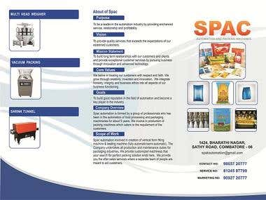 Brochure Design, Flyer design