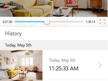 Hybrid app - Booking