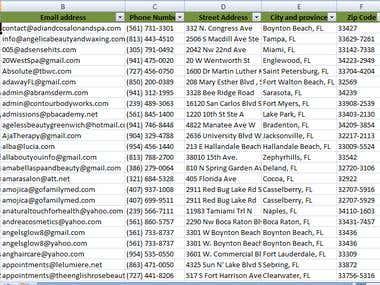Company lists_USA