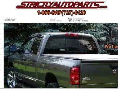 www.strictlyautoparts.com