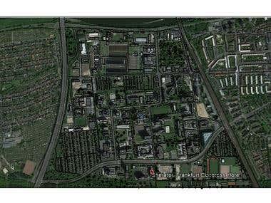 URBON CITY 3D MODELING,