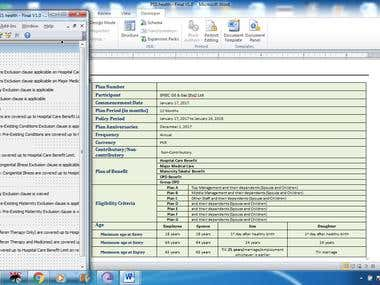 Automation of Legal Document Preparation Process - Word VBA