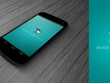 Splash Screen for Vision related App