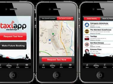Uber App development