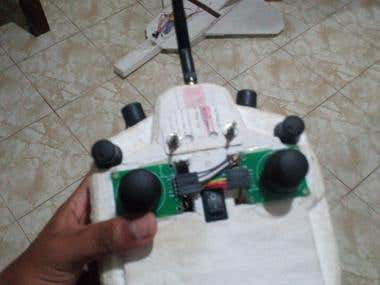 Arduino Nano Powered Remote Controlled Plane From Scratch