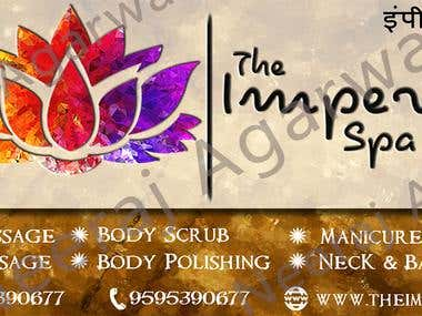 Banner Design for SPA
