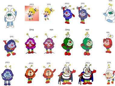 Character Tracing