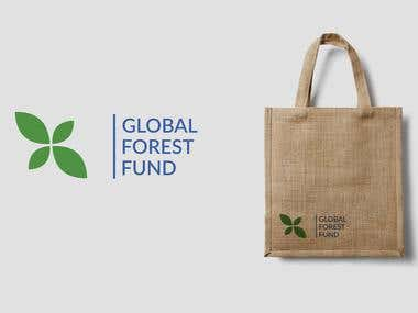 Logo concept for GLOBAL FOREST FUND
