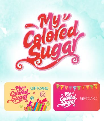 My Colored Sugar Logo