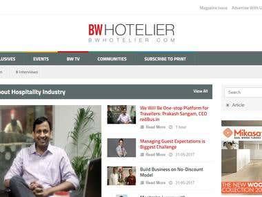 BW Hotelier