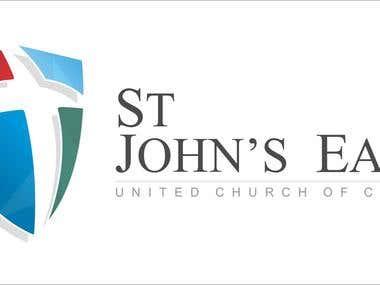 St. John's Logo Design