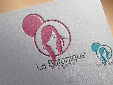 Botanique Logo