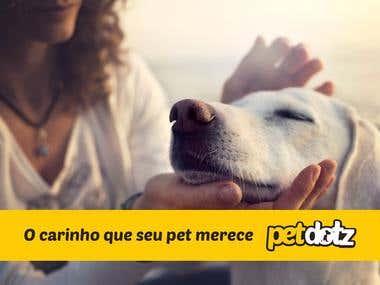 Logotipo PetDotz