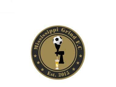 Mississippi Grind F.C logo