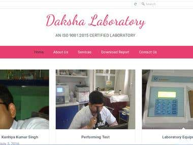 Daksha Laboratory Pathology Software
