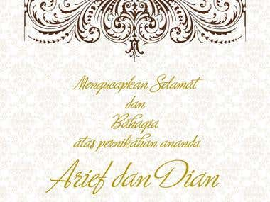 invitation, flyer