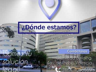 Imagen corporativa Marcano & Asociados