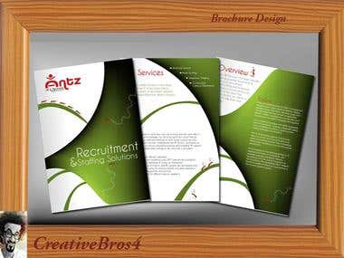 Creative Brochure Design-01