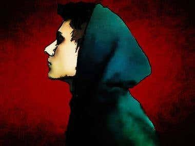 My profil picture