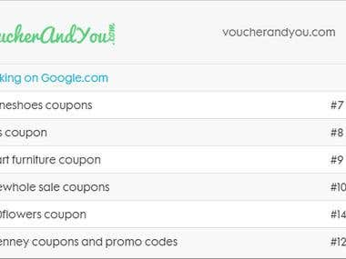 SEO for Voucher and You