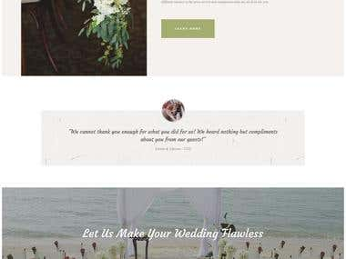 Kate's Wedding Services