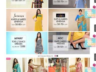 fashion and you ( Ecommerce website