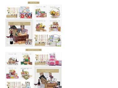 simply-hamper(ecommerce website)