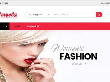Dazzle Jewels - UK Website