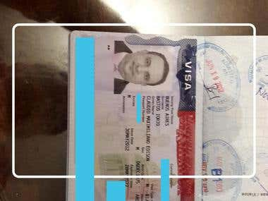 ScanID Scan & validate Pa ssports, VISAS, Identity Cards
