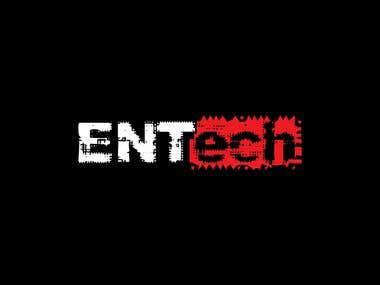ENTech Logo and Animation design.