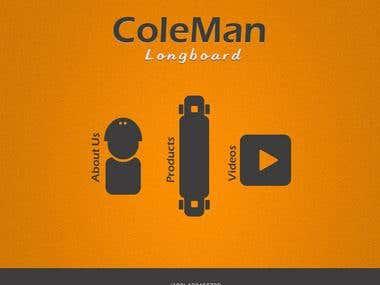 Coleman - Web Design