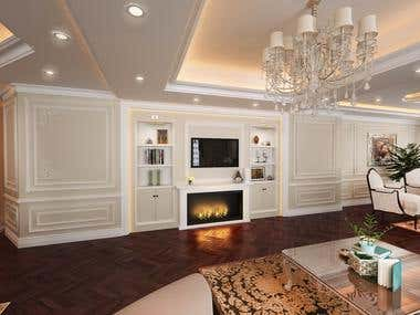 Luxury Apartment interiors