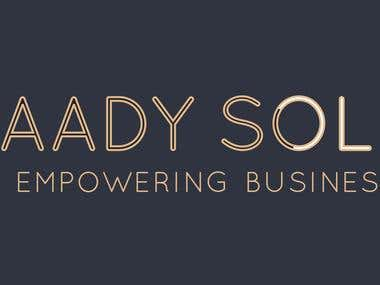 Logo Design - Haady Solutions
