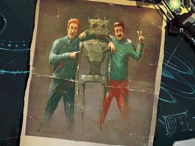"Isaac Asimov ""I robot"""