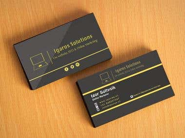 Business Card Entry 2