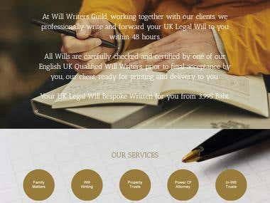 willwritersguild.com