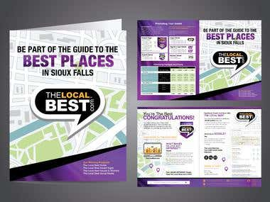 Sales Brochure - The Local Best