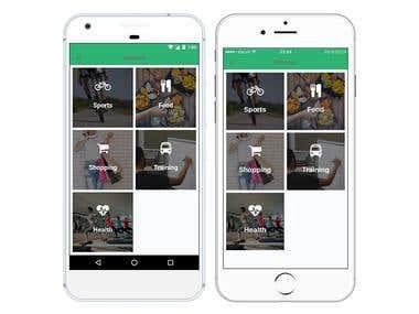 Tenant Portal PhoneGap App, 2017