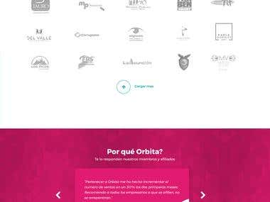 Orbita Website