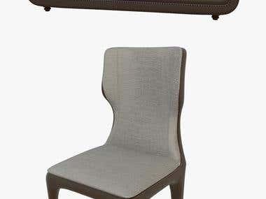 3D Furniture and interior